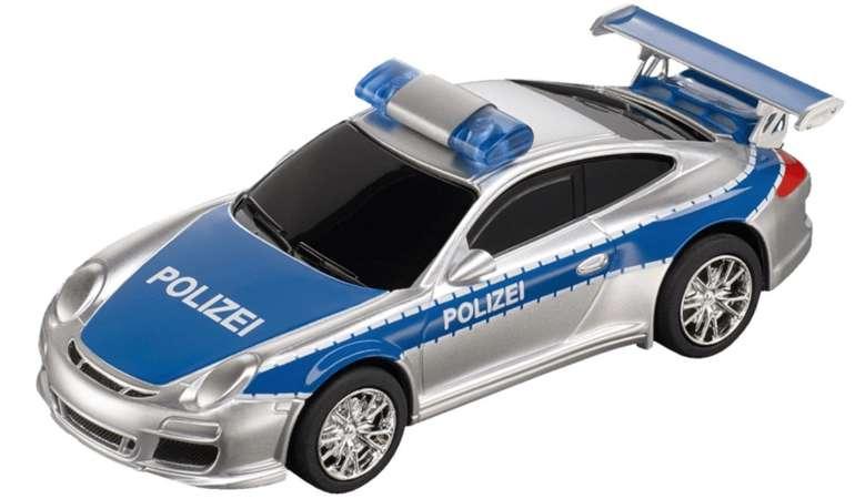 Carrera (Toys) Go!!! Porsche 997 GT3 Polizei Spielzeugauto für 15,99€ inkl. Versand (statt 20€)