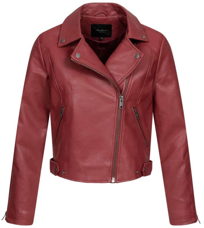 Pepe Jeans Olga - Damen Jacke für 30,94€ inkl. Versand (statt 52€)