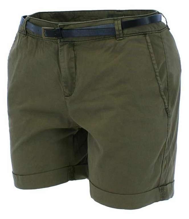 Vero Moda VMFLASH MR Chino Damen Chino Shorts für je 14,99€ (statt 20€)