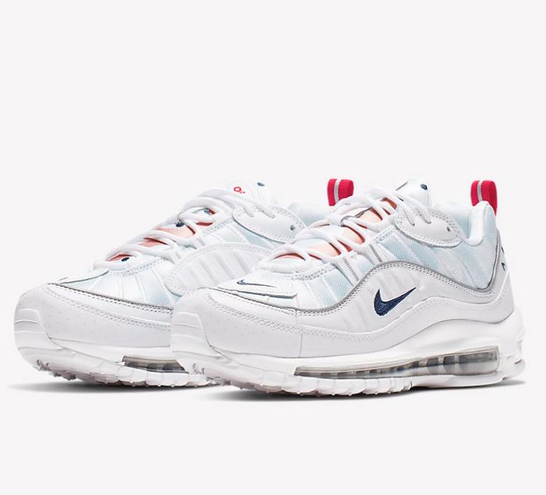 Nike Air Max 98 Premium Unité Totale Damen Sneaker für 106,38€ (statt 190€)