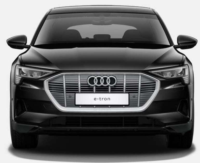 Gewerbe Leasing: Audi e-tron quattro mit 313 PS (konfigurierbar) für 189€ netto mtl. (BAFA, LF: 0,34)