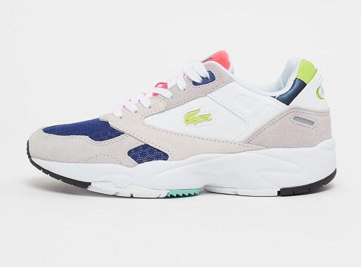 Lacoste Damen Sneaker Storm 96 Lo für 39,99€ inkl. Versand (statt 80€)