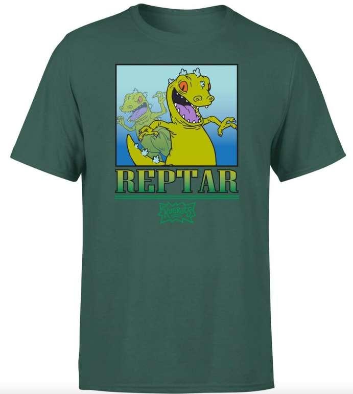 Zavvi: Rugrats Bundle bestehend aus Reptar T-Shirt und Tasse für 11,48€ inkl. Versand (statt 26€)