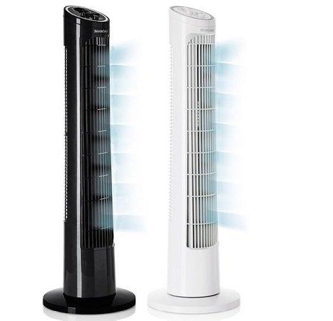 Silvercrest Turmventilator STV 45 D5 für 24,31€ inkl. Versand (statt 40€)