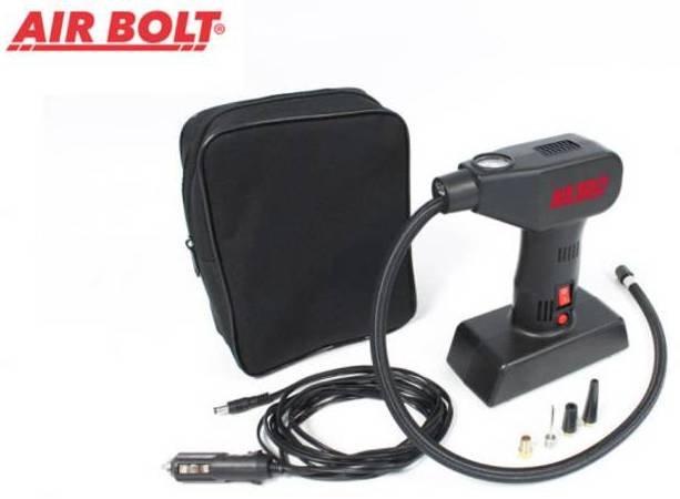 Air Bolt Luftkompressor mit 12V Zigarettenanzünder Adapter zu 11,11€ (statt 17€)