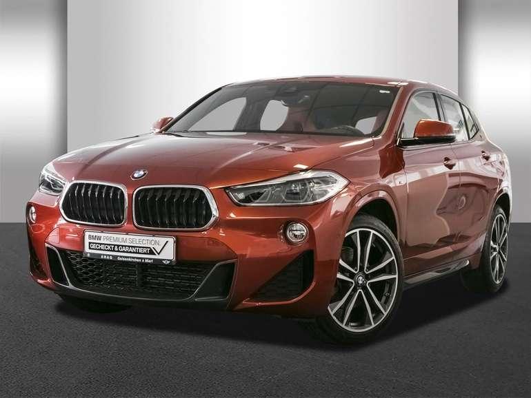 Privat- und Gewerbeleasing: BMW X2 sDrive 18d M Sport mit 150 PS für 286€ (brutto) mtl. - LF:0,58