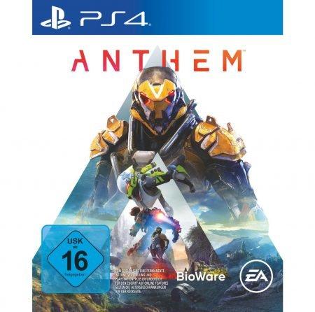Anthem (PS4, Xbox One) für je 7,95€ inkl. Versand