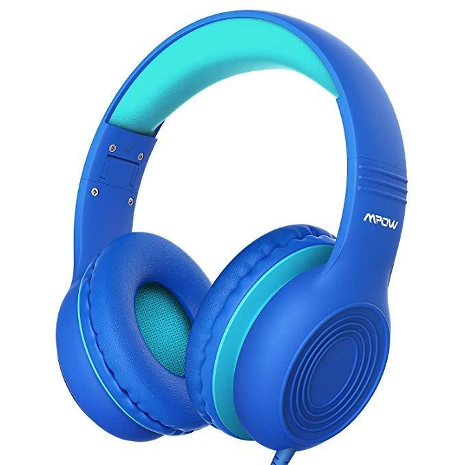 Mpow CH6S - kabelgebundene Kinder Over-Ear Kopfhörer für 9,99€ inkl. Prime VSK