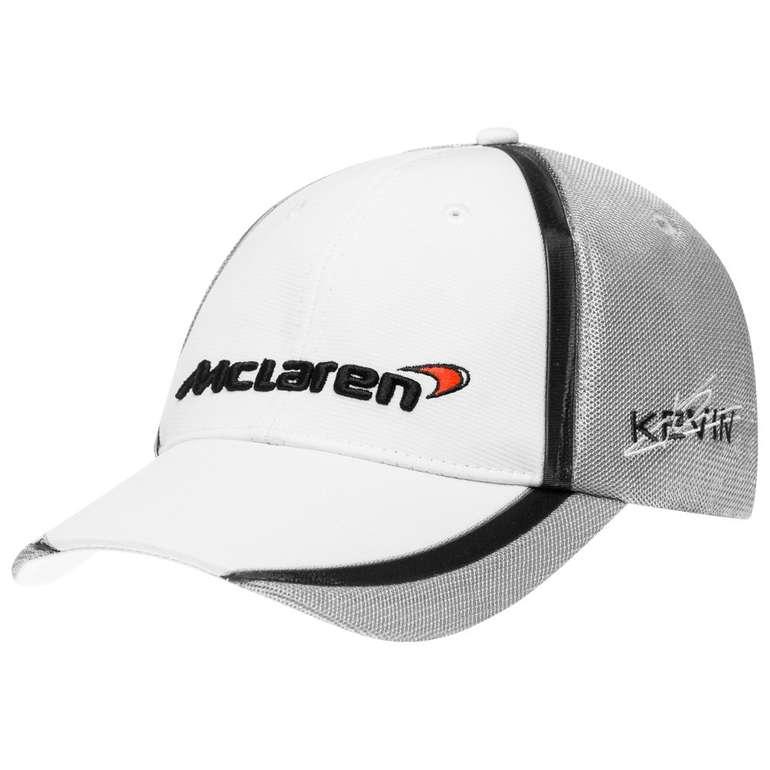 McLaren Mercedes Formel 1 Team Kids Cap für je 1,11€ zzgl. Versand (3 Stück für 7,28€ inkl. Versand!)