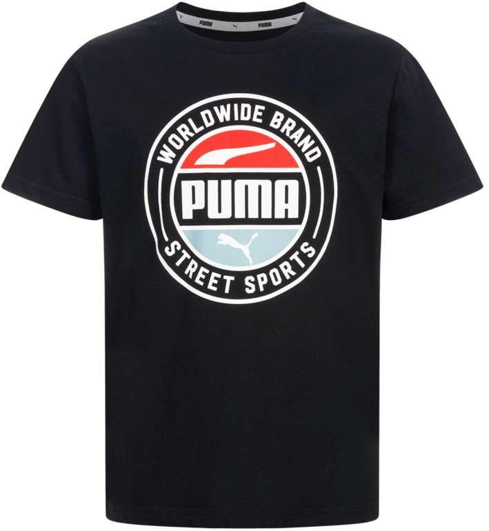 Puma Alpha Summer Kinder T-Shirt in 3 Farben für 7,99€inkl. Versand (statt 22€)