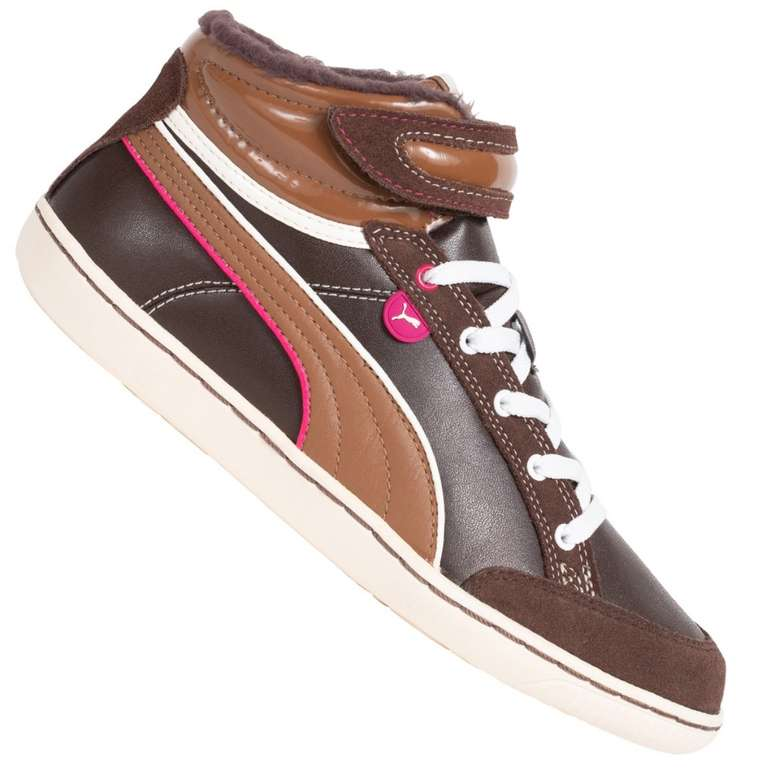 Puma Avila Mid Damen Winter Sneaker für 22,13€ inkl. Versand (statt 38€) - Gr. 38 bis 40.5