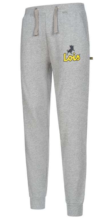 Lois Jeans Herren Jogginghose (3 Farben) zu je 14,94€ inkl. Versand (statt 25€)