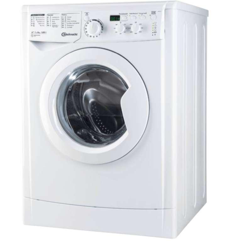 Bauknecht WM MT 7 IV  Waschmaschine (7 kg, 1351 U/Min., A+++) für 369€