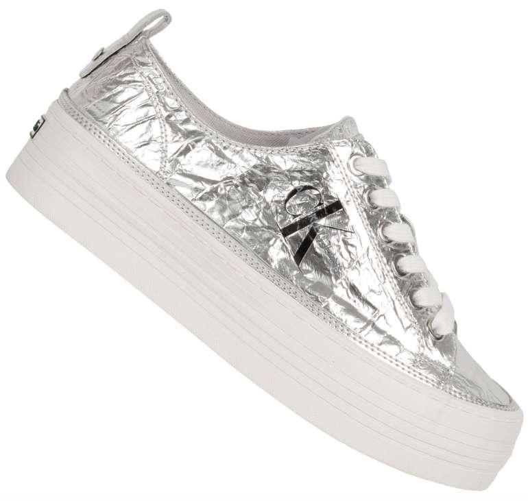 Calvin Klein Jeans Zolah Damen Plateau Sneaker für 39,94€ inkl. Versand (statt 55€)