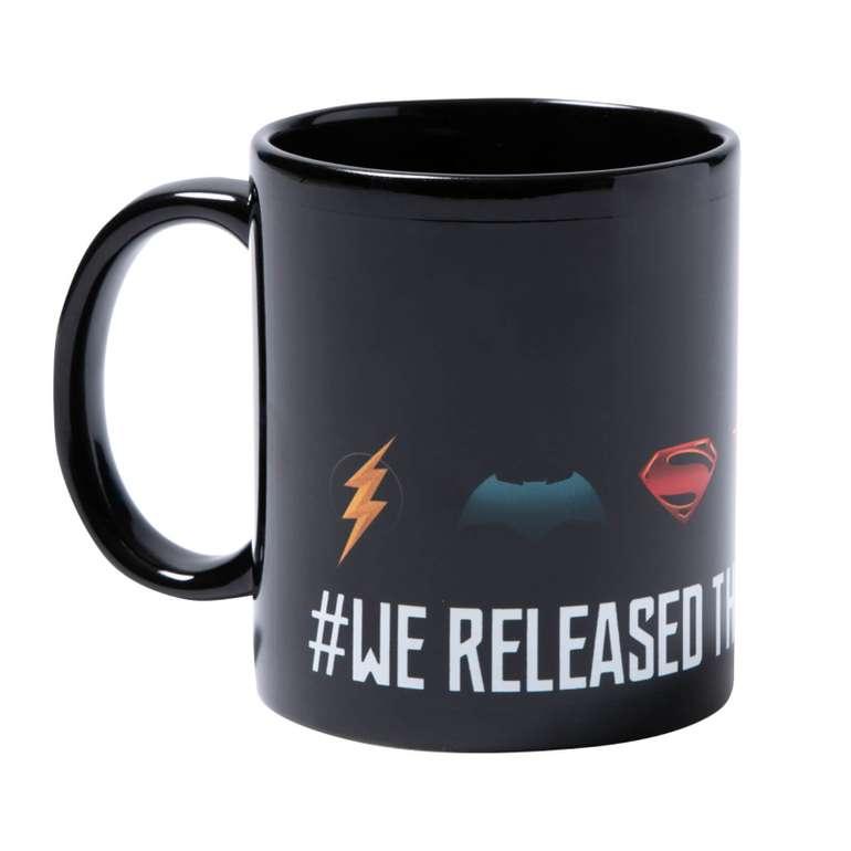 2x Justice League We Released The Snyder Cut Tasse (375ml) für 13,49€ inkl. Versand (statt 21€)