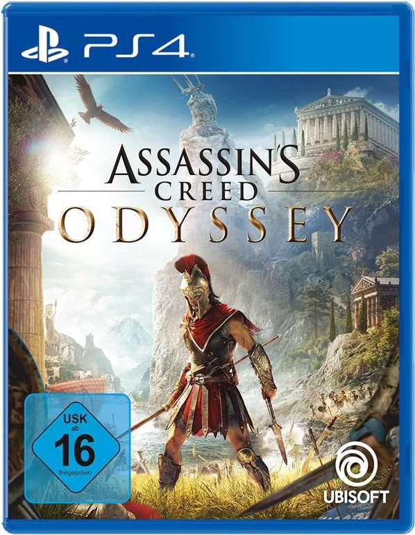 Assassin's Creed Odyssey für PS4 für 20,98€ inkl. Versand (statt 24€)