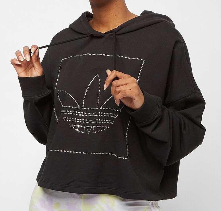Adidas Originals Crop Damen Hoodie für 43,99€ inkl. Versand (statt 55€)