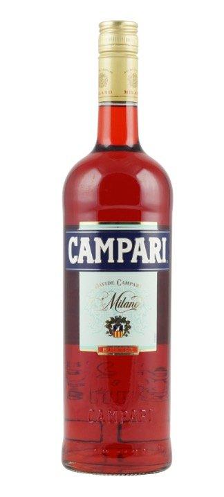 1 Flasche Campari Bitter Likör (25% Vol., 1 Liter) für 11,90€ inkl. Versand (statt 20€)