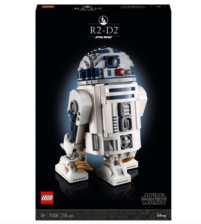 Lego Star Wars - R2-D2 (75308) für 169,99€ inkl. Versand (statt 185€)