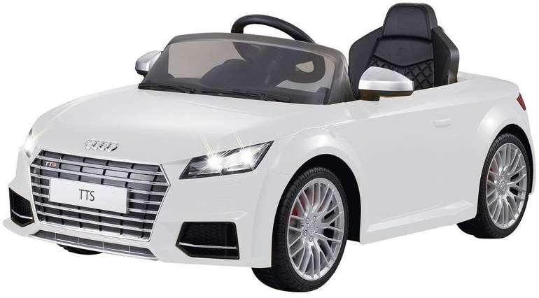 Jamara Kids 405040 Audi TTS Roadster Ride-On Car (inkl. Fernsteuerung) für 229,99€ (statt 350€) - NL-Gutschein!