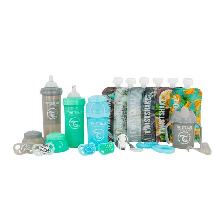 Twistshake Starter-Set Baby Bottle Bundle für 26,10€ inkl. Versand (statt 35€) + 8-fach babypoints
