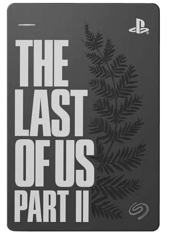Seagate Externe Festplatte The Last of Us II Special Edition mit 2 TB für 69,99€inkl. Versand (statt 99€)