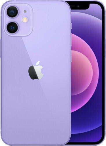 Apple iPhone 12 Mini mit 64GB in Violett für 549€ inkl. Versand (statt 625€)