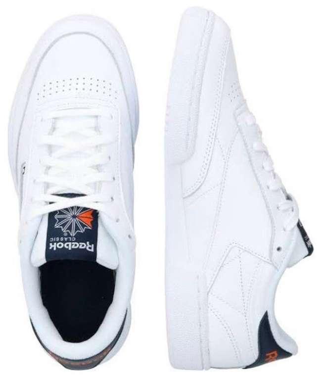 Reebok Classic Sneaker Club C 85 MU (Größe 36 - 42) für 38,62€ inkl. Versand (statt 77€)