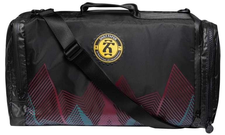 Puma x Daily Paper Duffle Tasche für 18,80€ inkl. Versand (statt 40€)