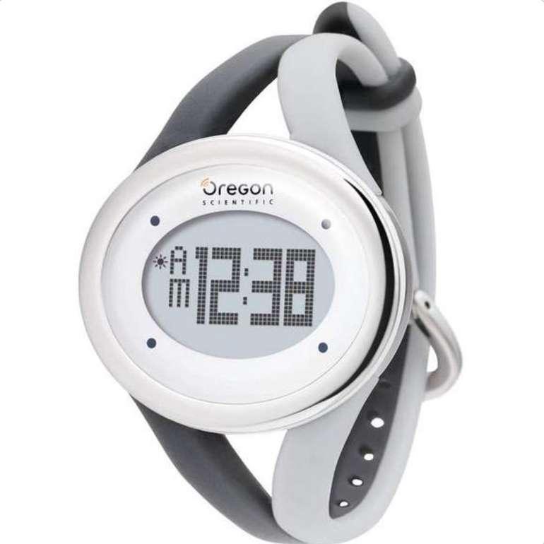 Oregon Scientific SE336 Sport-Armbanduhr (Mit Herzfrequenzmesser, Silikon-Armband) für 11,11€ (statt 24€)