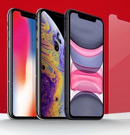 Handyflash: Displayschutzfolien für top Smartphones nur 1€ inkl. Versandkosten