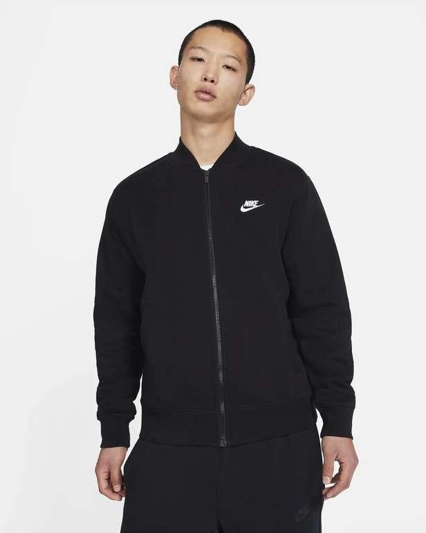 Nike Sportswear Club Fleece Herren Bomberjacke in 3 Farben für je 35,97€ inkl. Versand (statt 47€) - Nike Membership!