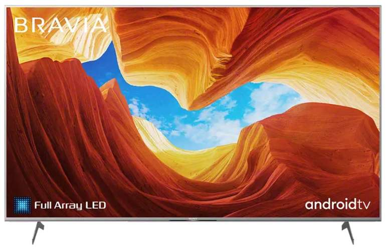 "Sony KE-65XH9077 - 65"" LED TV (UHD, VA, FALD, 120Hz, Dolby Vision, Android TV 9.0) für 799,20€ inkl. Versand - Club"