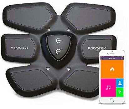 Koogeek Smart Fitness-Massagegerät für 29,99€ inkl. Versand (statt 49€)
