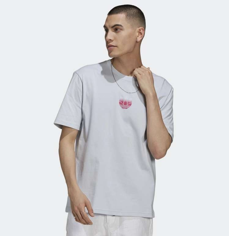 Adidas Adicolor 3D Trefoil Graphic Herren T-Shirt in 2 Farben für je 15,30€ inkl. Versand (statt 21€) - Creators Club
