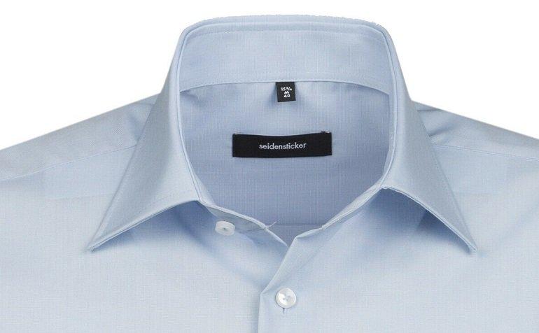 Seidensticker Business Kurzarm Herren Hemden
