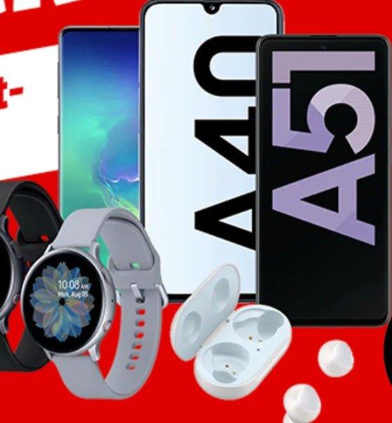 Samsung Galaxy Week bei Media Markt & Saturn - 19% Mehrwertsteuer geschenkt auf diverse Galaxy Produkte