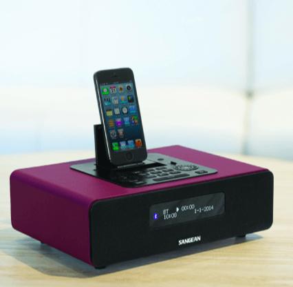 Sangean DDR-38 BT DAB+ Radio für 170,99€ inkl. Versand (statt 257€)