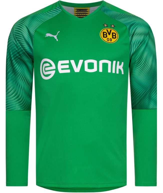 Puma Borussia Dortmund Herren Torwarttrikot für 15,14€ inkl. Versand (statt 25€)