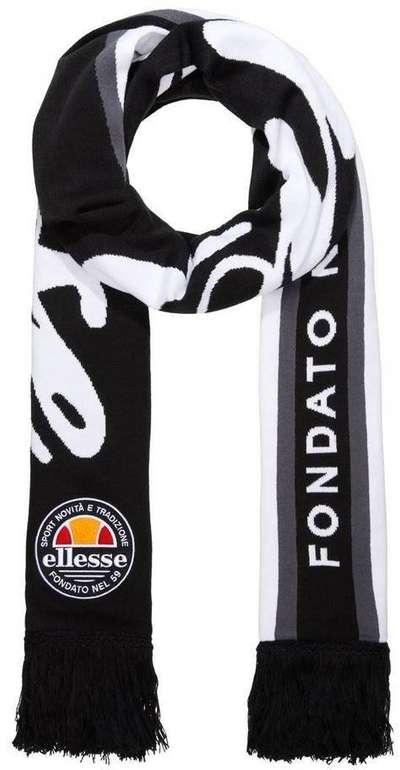 """Ellesse Schal """"Selby"""" in schwarz für 13,99€ inkl. Versand (statt 25€)"""