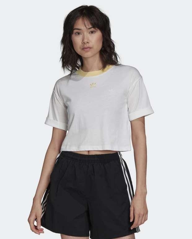 Adidas Originals Damen Crop Top in 5 Farben für je 13,96€ inkl. Versand (statt 16€) - Creators Club