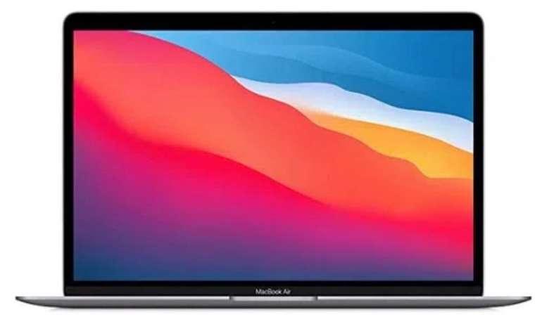Apple MacBook Air 2020 M1 mit 256GB Speicher (19€) + O2 my Data L Tarif mit 60GB LTE/5G für 59,99€ mtl.
