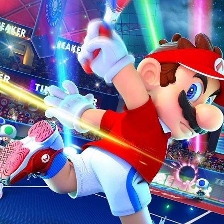 Nintendo Switch: Mario Tennis Aces kostenlos spielen