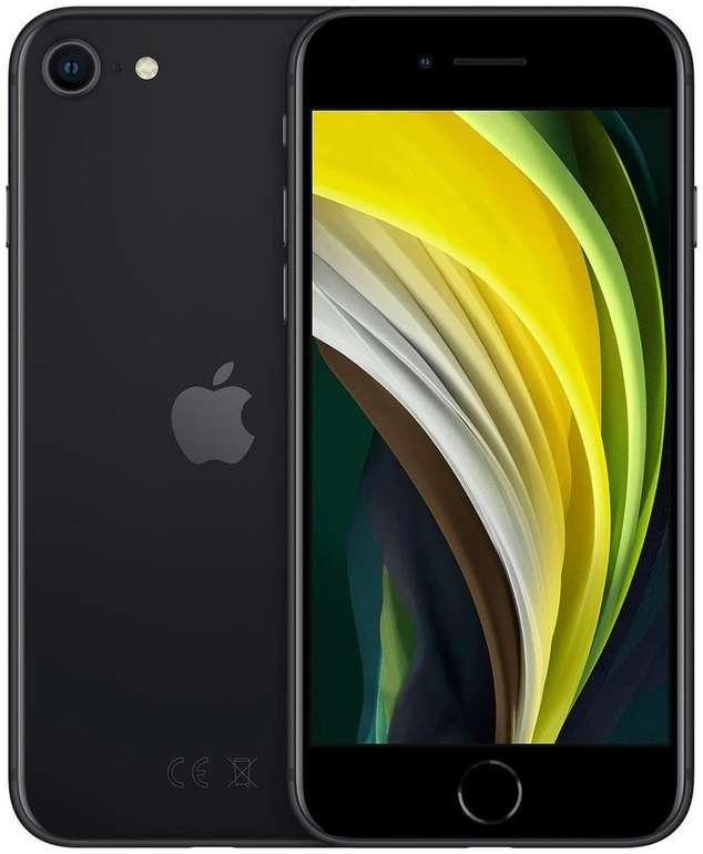 Apple iPhone SE 128GB (2020) für 149€ + Congstar Telekom Allnet-Flat mit 8GB LTE für 19,50€ mtl.