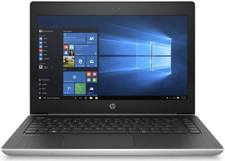 HP ProBook 430 G5 – 13,3″ Notebook (i5, 8GB, 256GB SSD, FHD, Win10 Pro) für 666€