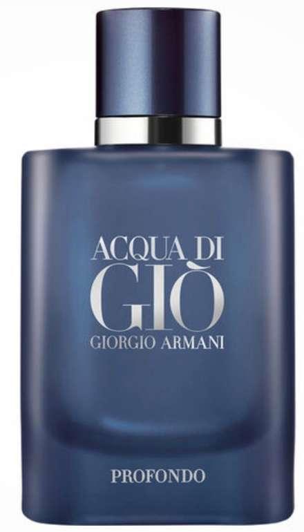 75ml Armani Acqua di Giò Profondo Eau de Parfum für 46,99€ (statt 58€) - Newsletter + Kundenkarte!