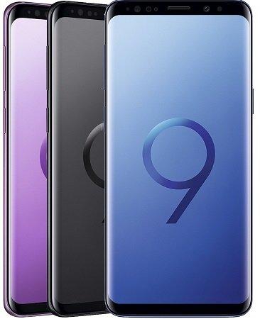 Galaxy S9 (79€) + Blau Allnet XL (5GB LTE, Allnet, SMS-Flat) für 19,99€ mtl.