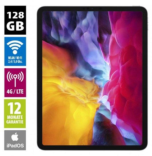 Apple iPad Pro 11 128GB (2020) mit WiFi + Cellular (LTE) für 759€ (statt 925€) - refurbished!
