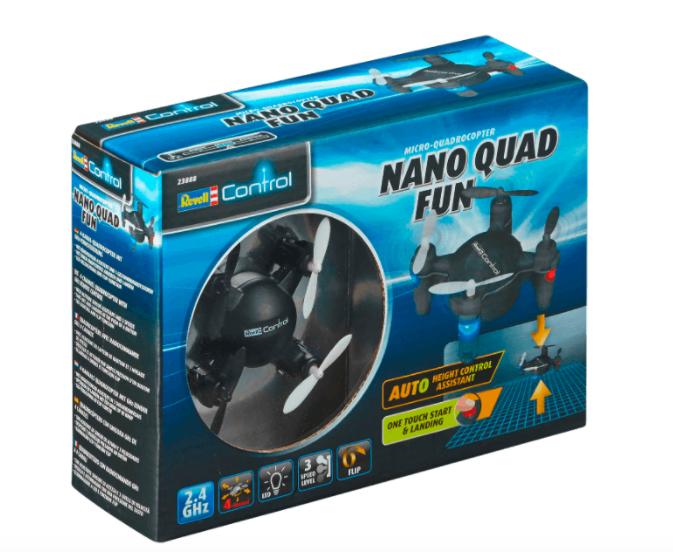 Quadcopter Revell Control 23888 für 17,99€ inkl. Versand (statt 27€)