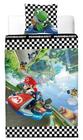 """Wende Kinderbettwäsche """"Super Mario"""" (135 x 200 cm) für 24,94€ inkl. Versand"""
